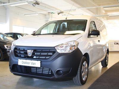 begagnad Dacia Dokker Dokker Van 1,6 100-18