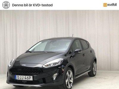 begagnad Ford Fiesta 1.0T EcoBoost 5dr (100hk)