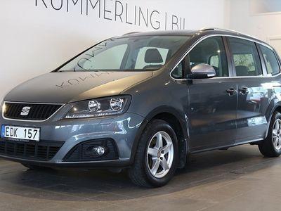 begagnad Seat Alhambra 1.4 TSI Style Eco 150hk 7-sits