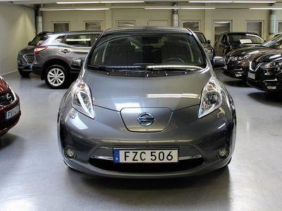 begagnad Nissan Leaf 24 kWh Single Speed 109hk / ACENTA