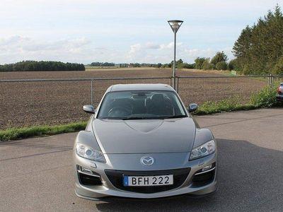 """begagnad Mazda RX8 R3 """"Veckans sportbil"""" """"Lagerrensni 2009, Sportkupé 89 900 kr"""