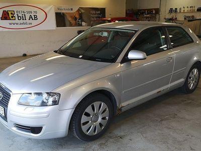 begagnad Audi A3 1.6 102hk -06