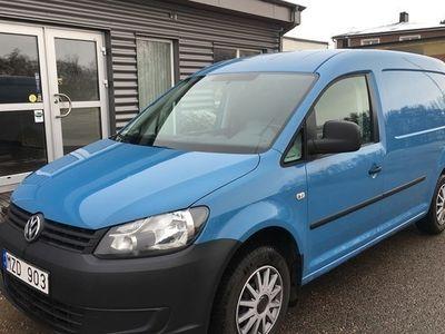 begagnad VW Caddy Maxi Life Caddy MAXI, 1,6 Tdi, Ingen Skåp 2013, Personbil 94 000 kr