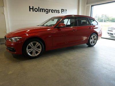 gebraucht BMW 320 d Aut xDrive Touring Sport Line / Drag / 17