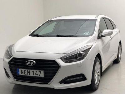 begagnad Hyundai i40 1.7 D Kombi