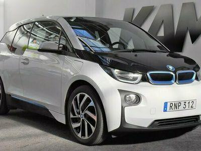 begagnad BMW i3 60Ah | REX | Navi | Comfort | Advanced | 2014, Halvkombi Pris 179 500 kr