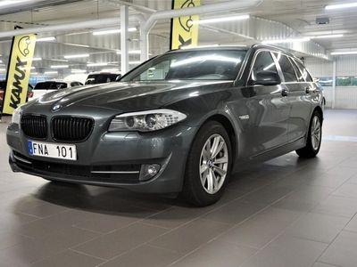 begagnad BMW 520 D F11 Touring Drag SoV Hjul -11