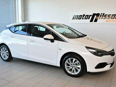 begagnad Opel Astra Business Elegance Plus AUT 1.4 145hk