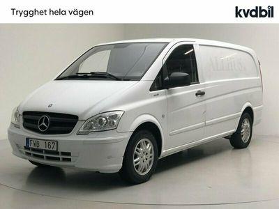 begagnad Mercedes Vito 116 CDI W639 (163hk)