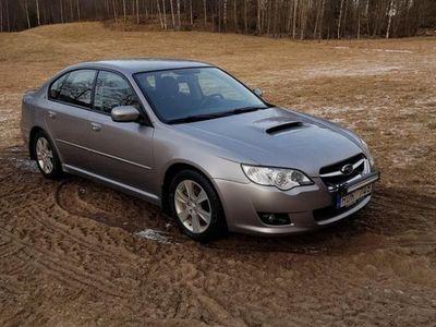 begagnad Subaru Legacy 2.0D 4 WD