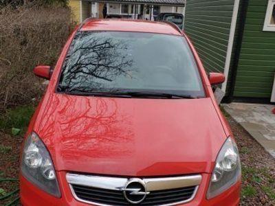 brugt Opel Zafira 1.8, 7-sits 140hk. SK,2032 -07