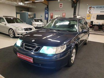 gebraucht Saab 9-5 SportCombi 2.0 T BioPower Linear 180 -05
