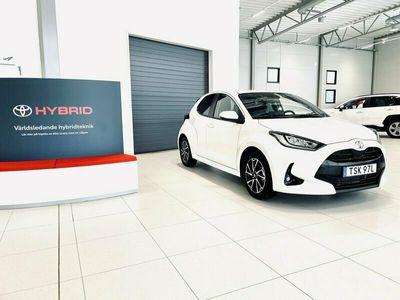 begagnad Toyota Yaris 1.5 5dr (125hk)