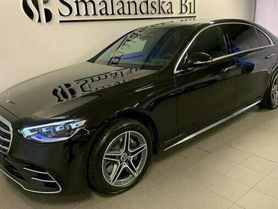 begagnad Mercedes S400 S Benzd 4MATIC L 9G-Tronic Euro 6 2021, Sedan Pris 1 382 440 kr