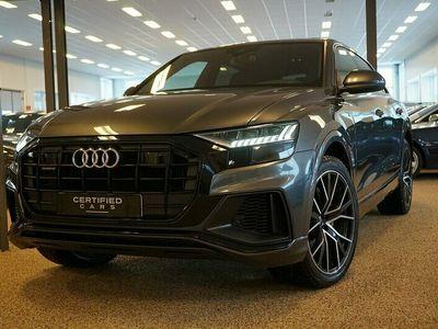 begagnad Audi Q8 50 TDI quattro TipTronic S-Line Euro 6 286hk
