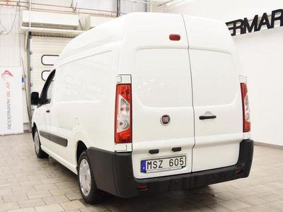 begagnad Fiat Scudo 2.0 MJT 130hk 3-SITS / L2H2 / BAKGAVELLYFT
