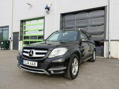 begagnad Mercedes GLK220 CDI 4MATIC 7G-Tronic Plus, Drag, 170hk