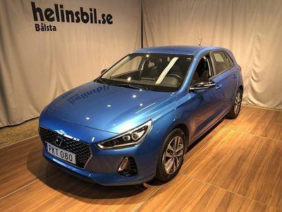 begagnad Hyundai i30 5d 1.4 Turbo M6 Comfort Launch Edition
