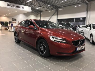 brugt Volvo V40 D2 Business Advanced