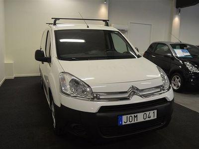 begagnad Citroën Berlingo III 1.6 HDi 90hk L2, Drag, V -12