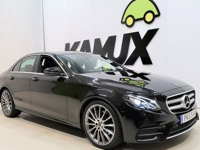 begagnad Mercedes E220 E BenzAMG Sport | Navi | Backkamera | SoV | 2017, Sedan 329 900 kr
