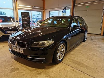 begagnad BMW 520 d xDrive Touring Steptronic Euro 6 2014, Personbil 169 900 kr