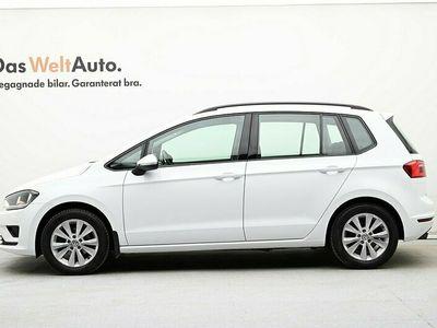 begagnad VW Golf Sportsvan TSI110 DSG Drag/Backkamera