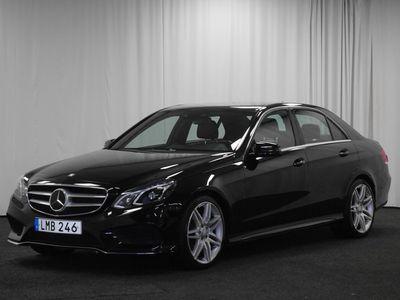 begagnad Mercedes E350 BlueTEC 252hk Avantgarde (Adaptiv fh, Kamera)