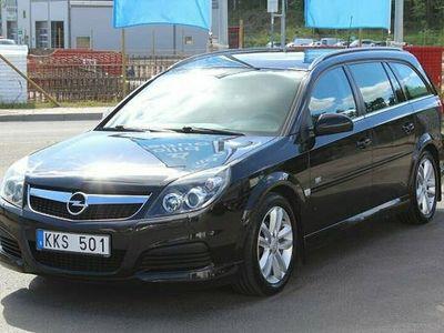 begagnad Opel Vectra Caravan OPC-Line 1.9 CDTI Drag 150hk