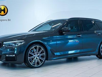 begagnad BMW 530 i xDrive M-Sport Värmare Komfortstolar