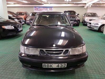 begagnad Saab 9-3 SE 5D 2.0T /AUTO
