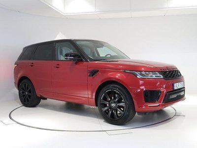begagnad Land Rover Range Rover Sport P400e PHEV