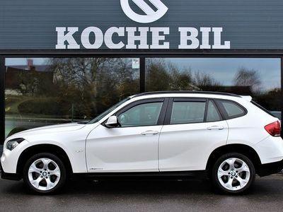 begagnad BMW 114 X1 xDrive 20d Drag, SoV-Hjul 2011, SUV900 kr