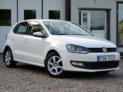 brugt VW Polo 1.2 TSI 90Hk Nyservad*Comfort -13