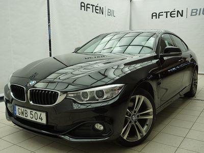 begagnad BMW 420 Gran Coupé d X-Drive Sport Sportline*
