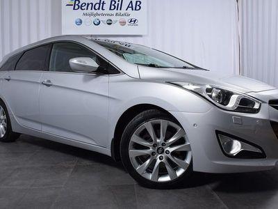 begagnad Hyundai i40 Kombi 1.7 CRDi Sport / Automat /navigator