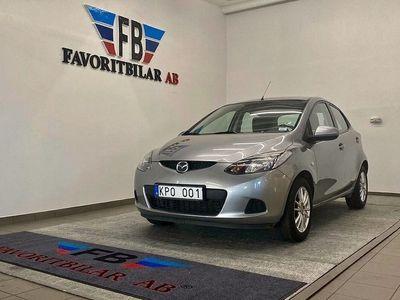 begagnad Mazda 2 55-dörrar 1.3 75h 2010, Halvkombi 38 000 kr
