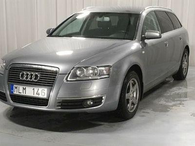begagnad Audi A6 AVANT 2.4 (177hk)