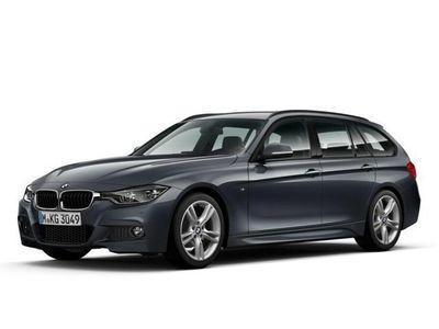 brugt BMW 320 i M-Sport/ Navi/ Läder/ V-Hjul