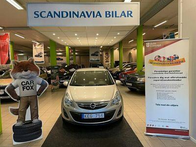 begagnad Opel Corsa 1.2 Eco AUTO 2 ÄGARE 4990 MIL 5D 85HK