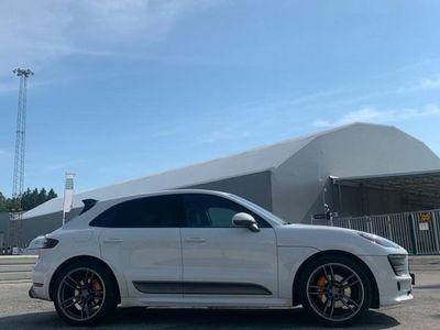 begagnad Porsche Macan TechArt 300hk