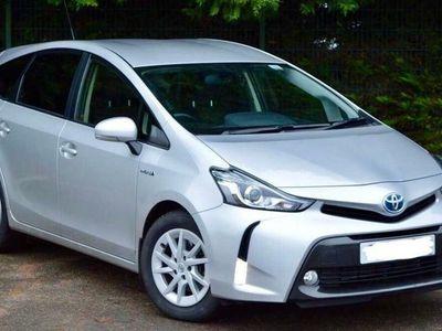 begagnad Toyota Prius+ 1,8 Hybrid 7 Sits GPS