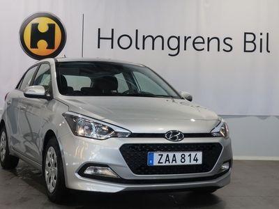 begagnad Hyundai i20 1.2 M5 Holmgrens Move Edition -18