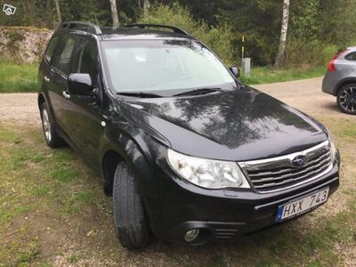 begagnad Subaru Forester -09