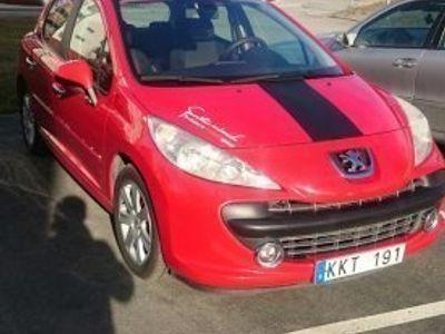 begagnad Peugeot 207 -07