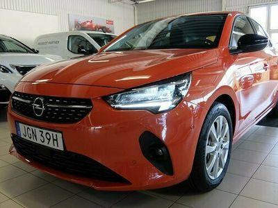 begagnad Opel Corsa Elegance 1.2T M6 2020, Halvkombi Pris 169 900 kr