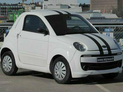 begagnad Microcar Dué 0.5 2016, MC/Moped Pris 79 500 kr