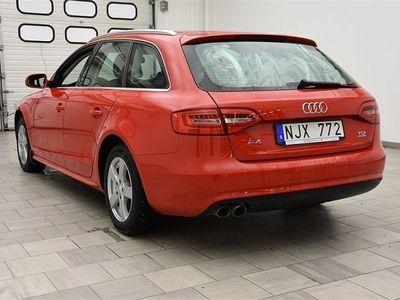 begagnad Audi A4 2.0 TDI Avant quattro* 177hk SPORTS EDITION / AUT