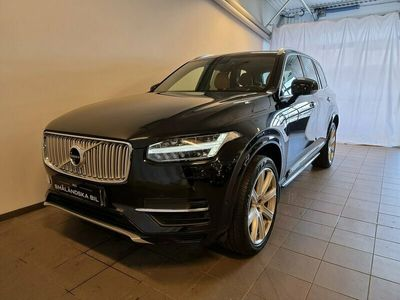 begagnad Volvo XC90 T8 AWD Geartronic Inscription Euro 6 7-sits 407hk