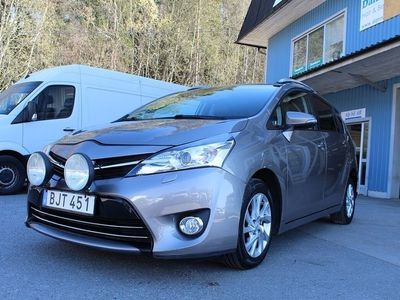 brugt Toyota Verso 1.6 D D-4D EDITION 7-sits Värmare